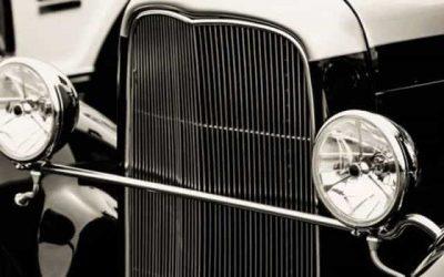 Encontro de Autos Antigos